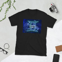 "Load image into Gallery viewer, ""Gemini"" Unisex T-Shirt"