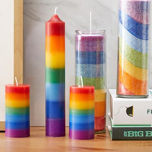 Pride Candles