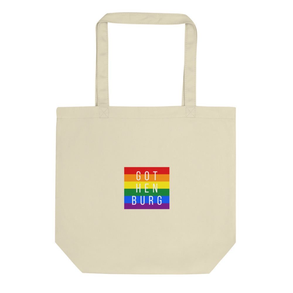 Gothenburg Pride Eco Tote Bag