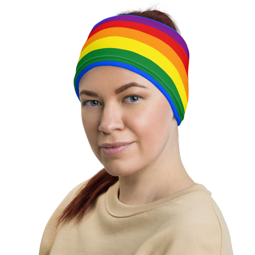 Pride Snood Bandana Neck Warmer