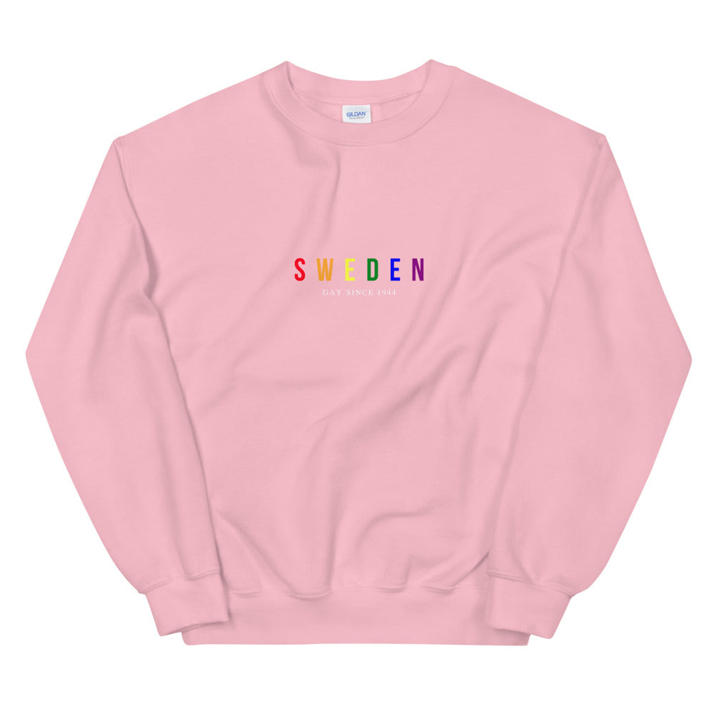 Sweden Gay Since 1944 Sweatshirt