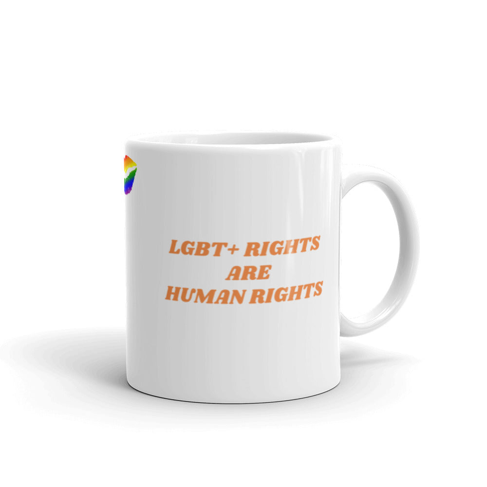 LGBT Are Human Rights Mug