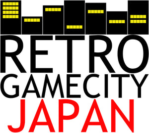 Retro Game City Japan