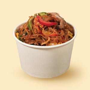 Stir-fried Glass Noodles / 잡채  / 韓式炒粉絲