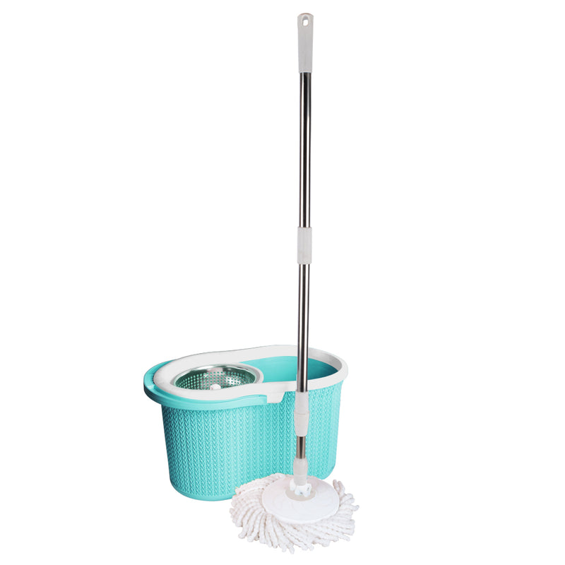 Palm Bucket with Spin Metal Wringer