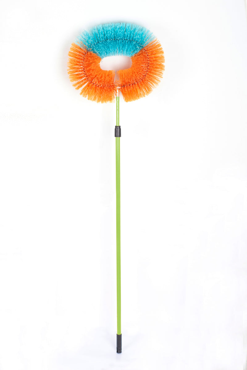 Flat Duster with Telescopic Handle