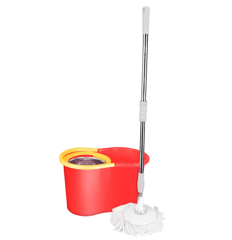 Forera Bucket with Spin Metal Wringer