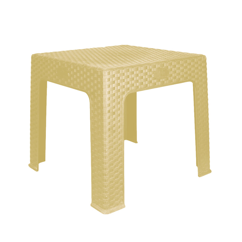 Table Square Rattan
