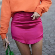 Afbeelding in Gallery-weergave laden, Mini skirt - PINK