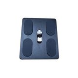 FPH-62Q quick release plate, Accessories, QAL20