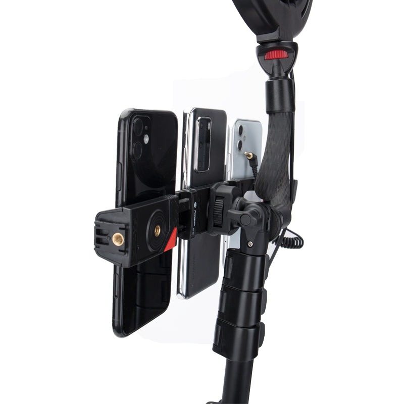 Universal Smartphone Holder with automatic button SJ-89, AS289 FOTOPRO