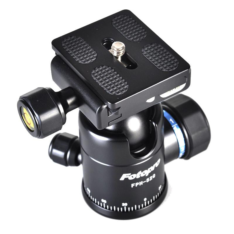 FPH-52Q, Ball Head, AS263 - FotoproOfficial