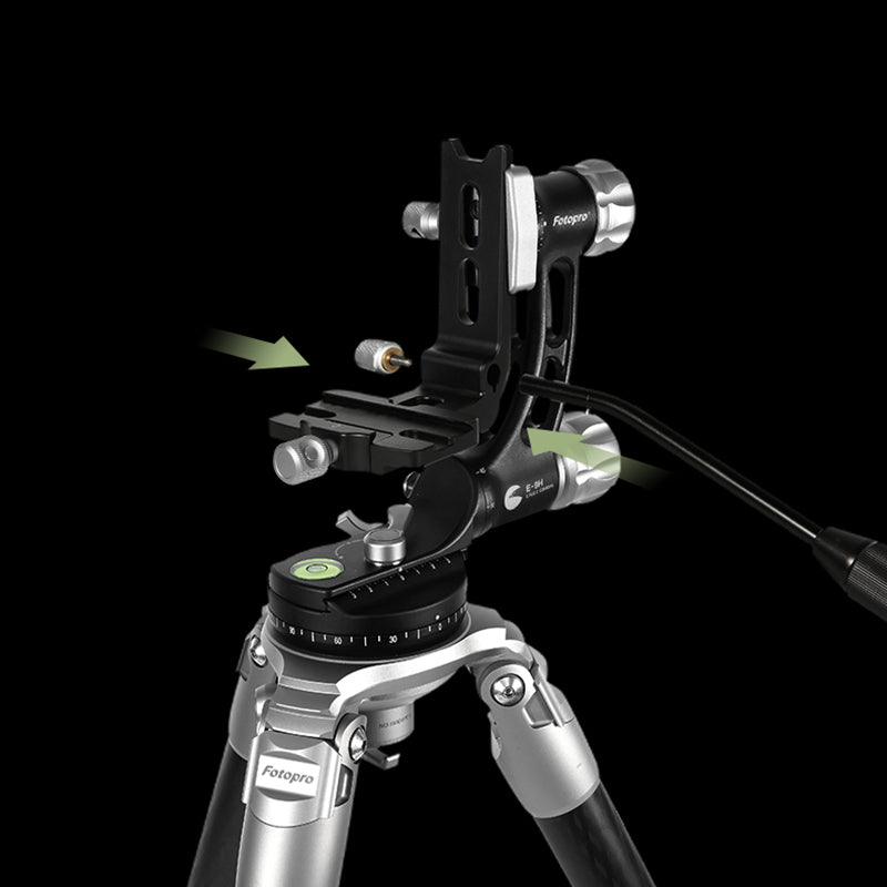 Fotopro E-9H Gimbal head