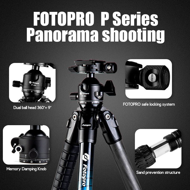FOTOPRO P Series Panorama shooting