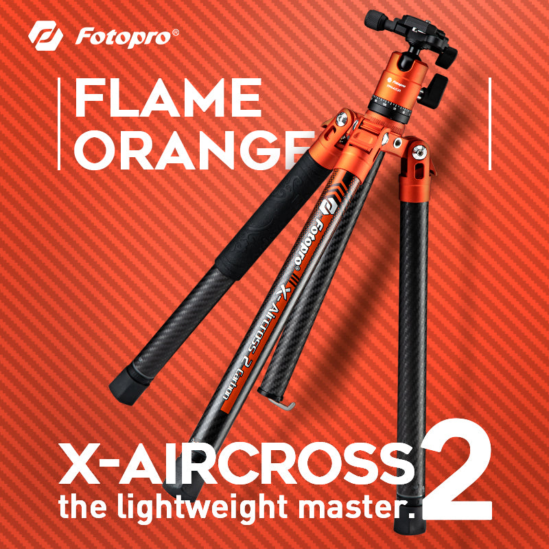 X-Aircross 2, Only 0.9kg, PT418