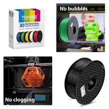 Laden Sie das Bild in den Galerie-Viewer, TPU 3D Drucker Filament 1.75mm - 1kg -1 Rolle