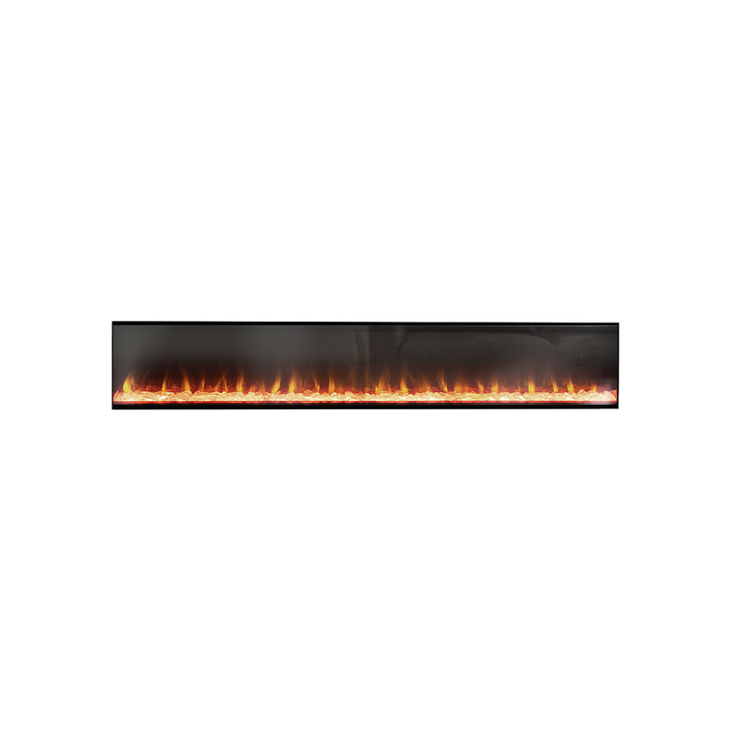 Ambe Linear 72 Electric Fireplace