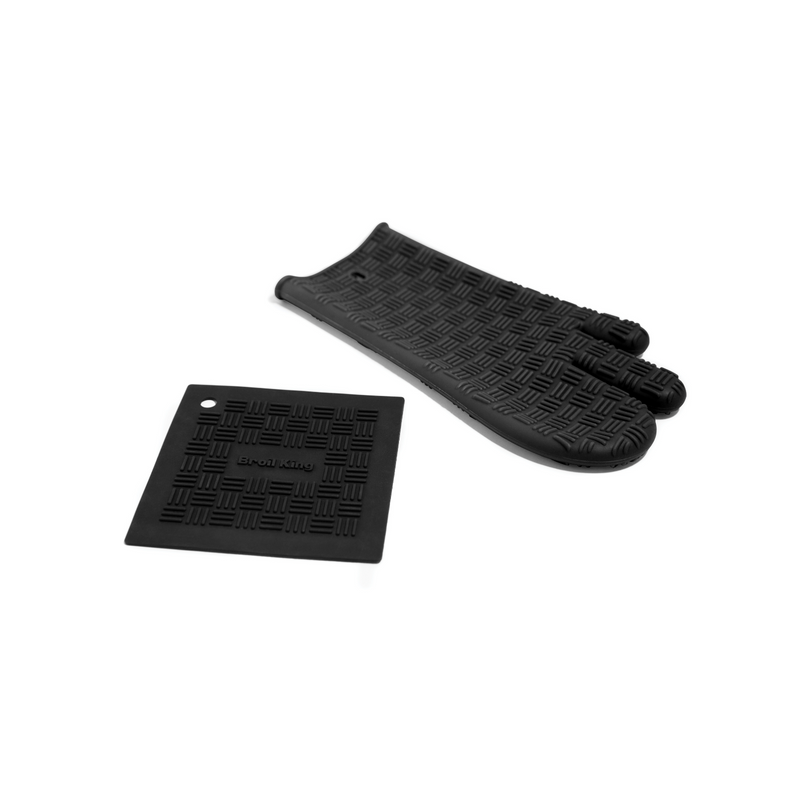 Broil King Oven Mitt and Trivet