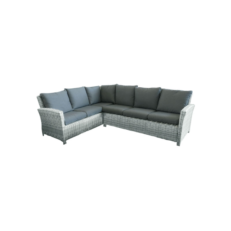 Wicker - Cancun Corner Outdoor Sofa