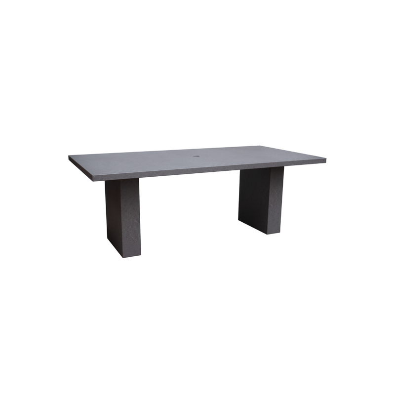 Cemento - 2.4m Dining Table