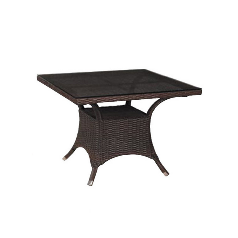 Wicker - Eclipse 90cm Outdoor Table