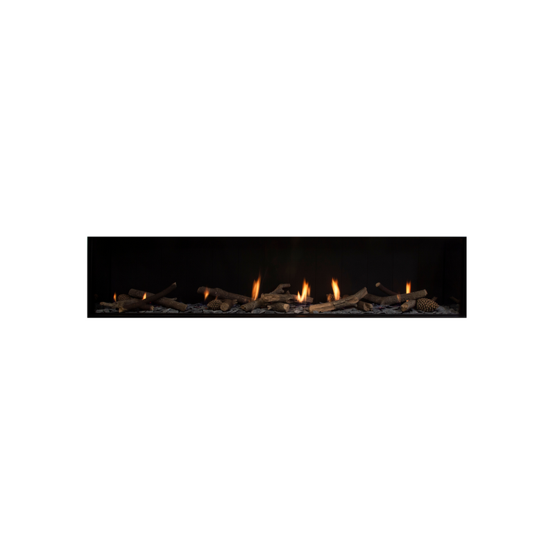 Escea DS1900 High Output, Frameless Gas Fireplace