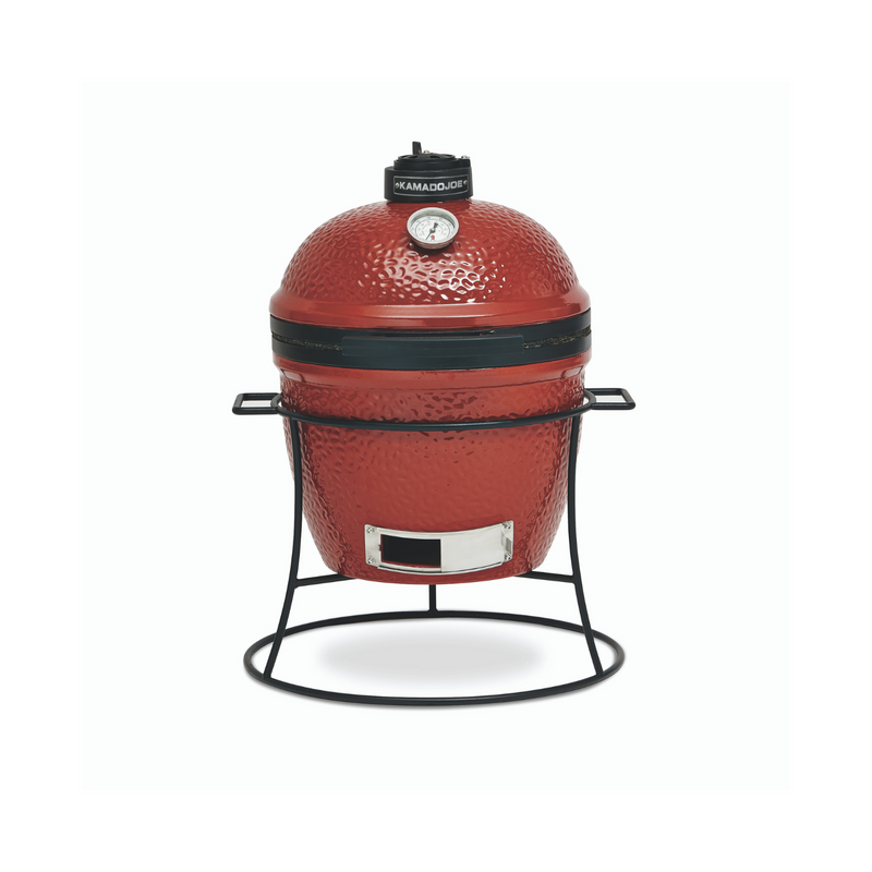 Kamado Joe Charcoal BBQ - Joe Junior Red