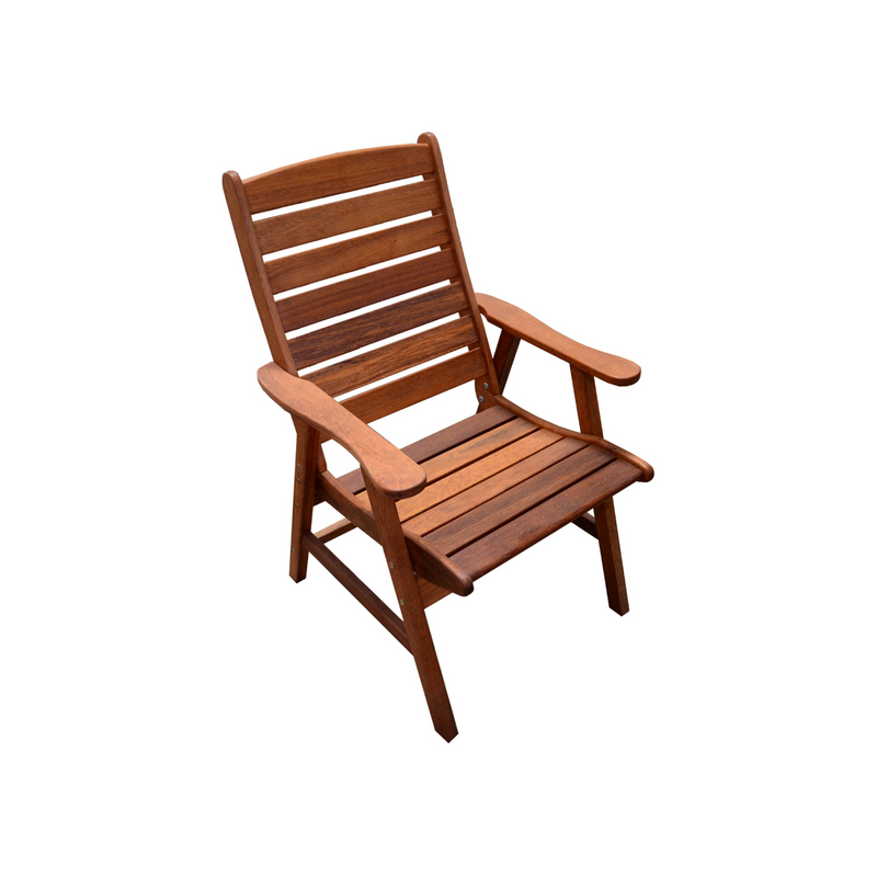 Kwila - Sheraton Pacific Dining Chair