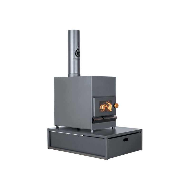Pyroclassic IV Ultra Low Emission Burner Package Deal