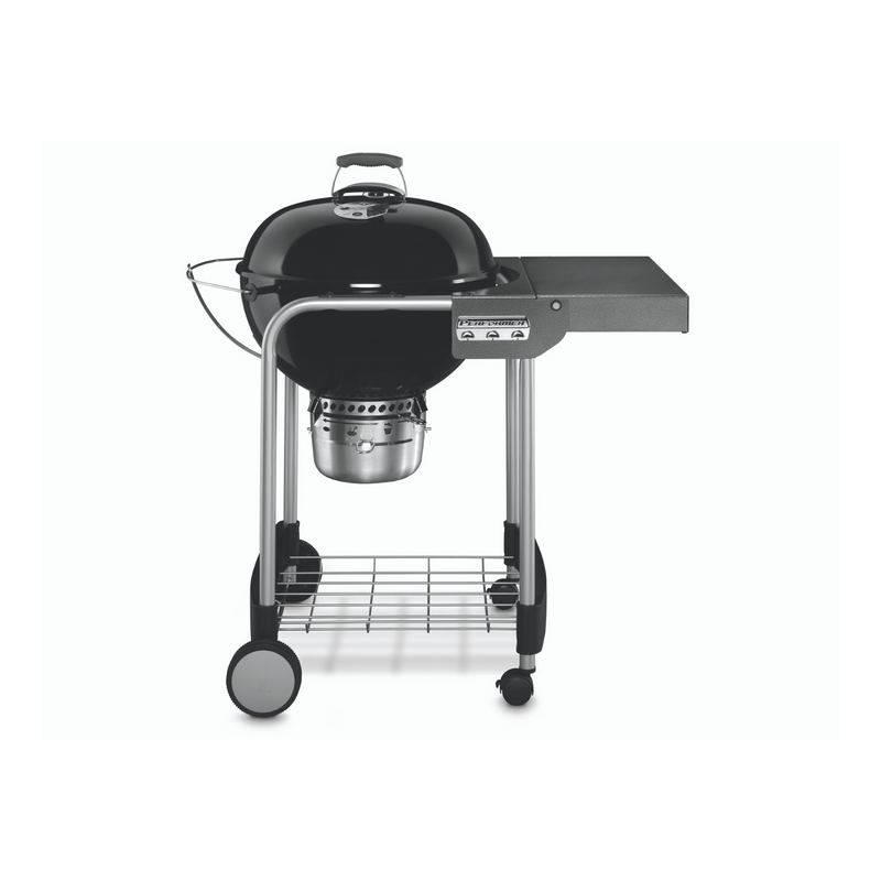Weber BBQ 57cm Charcoal BBQ - Performer Premium Kettle with GBS