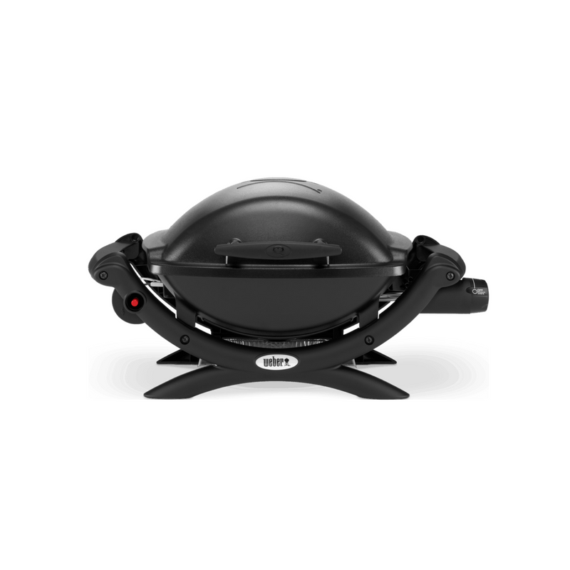 Weber Portable Gas BBQ - Baby Q1000 Black / LPG