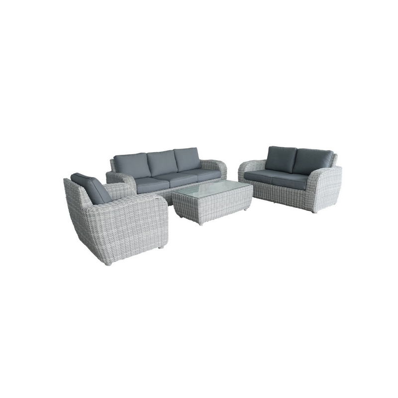 Wicker - Boca 6 Seat Sofa Set