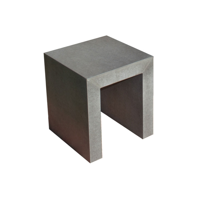Fibre Cement - Outdoor Stool or Side Table