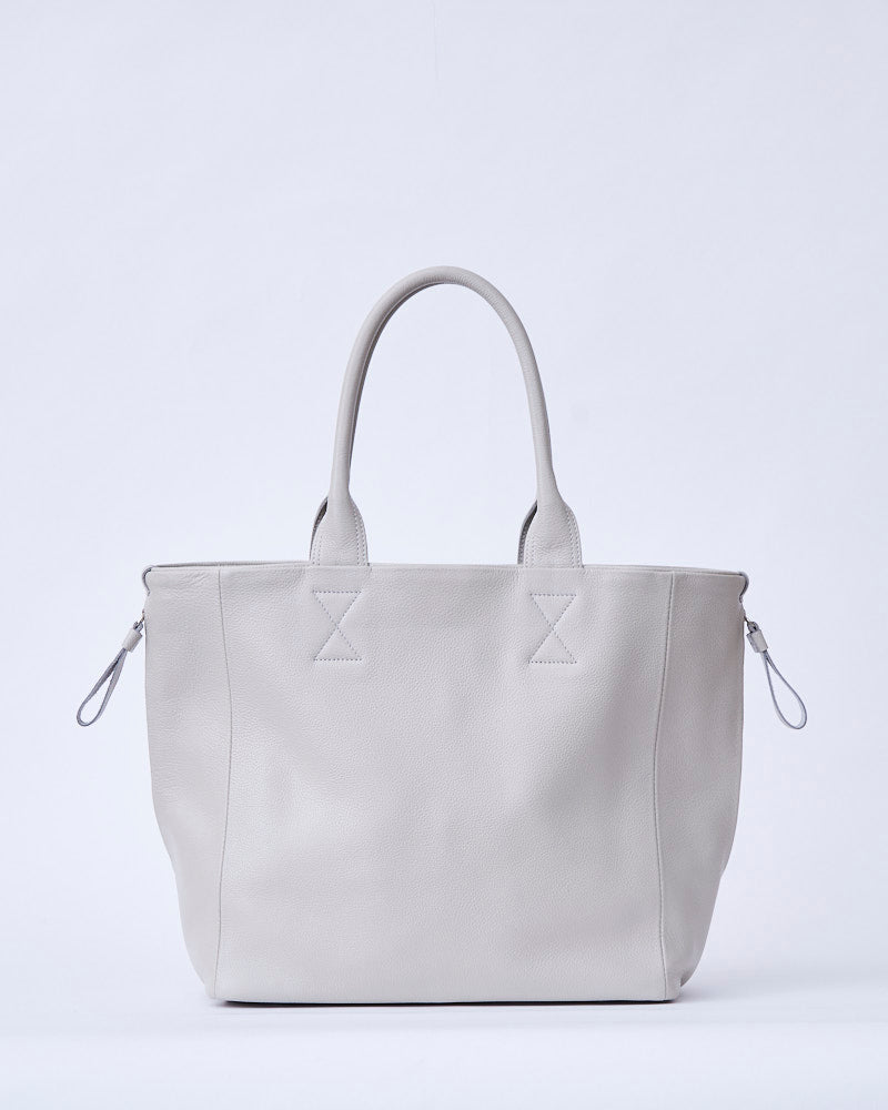 STRAP TOTE / CV18ssst010 / Light Grey