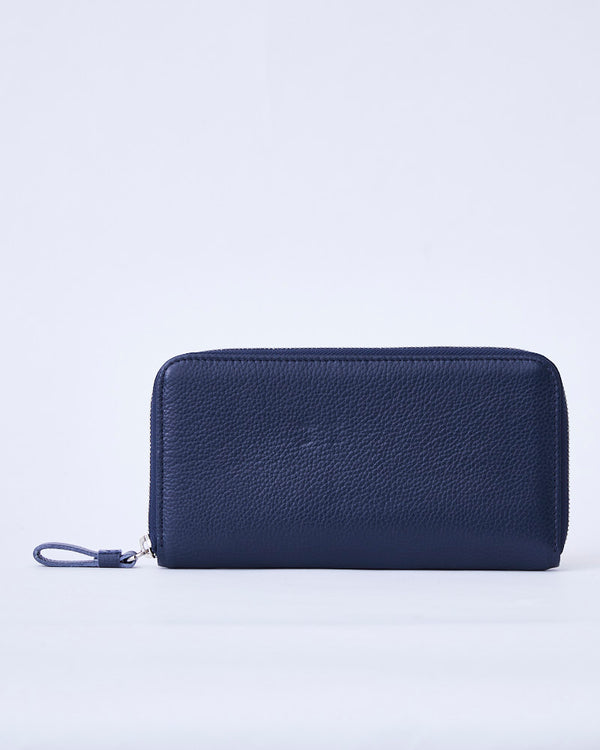 half open TRAVEL wallet / CV20sssp010 / Navy