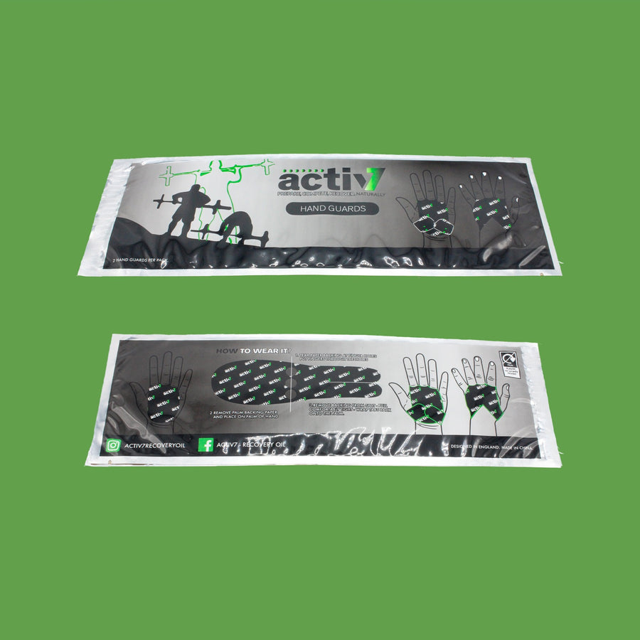 Activ7 Hand Guards 10 Pack