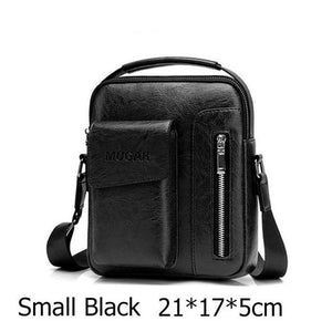 Casual Men Shoulder Bag Vintage