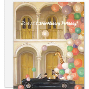 Birthday Card - Extraordinary
