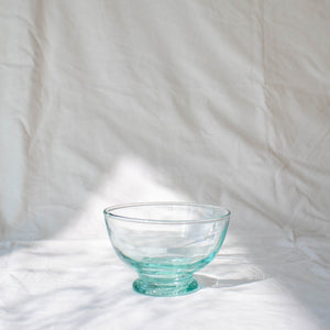 Small Moroccan Glass Bowl