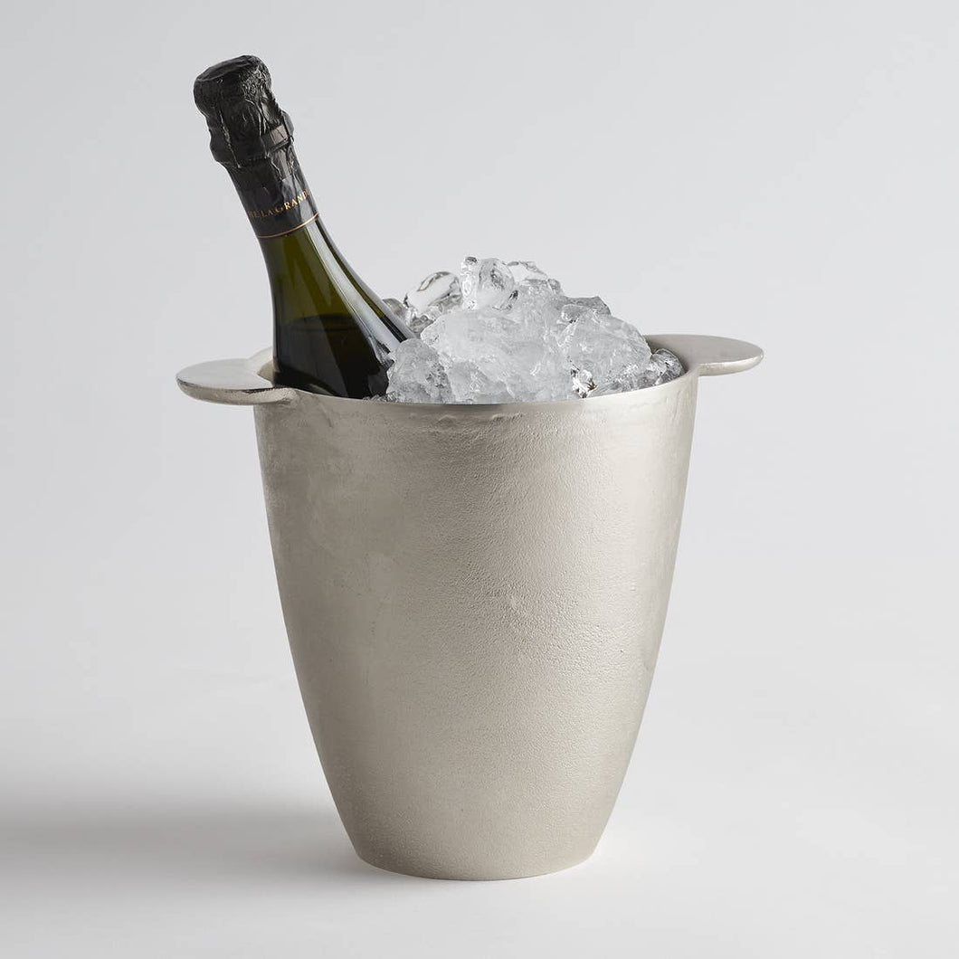 Aged Nickle Wine Chiller