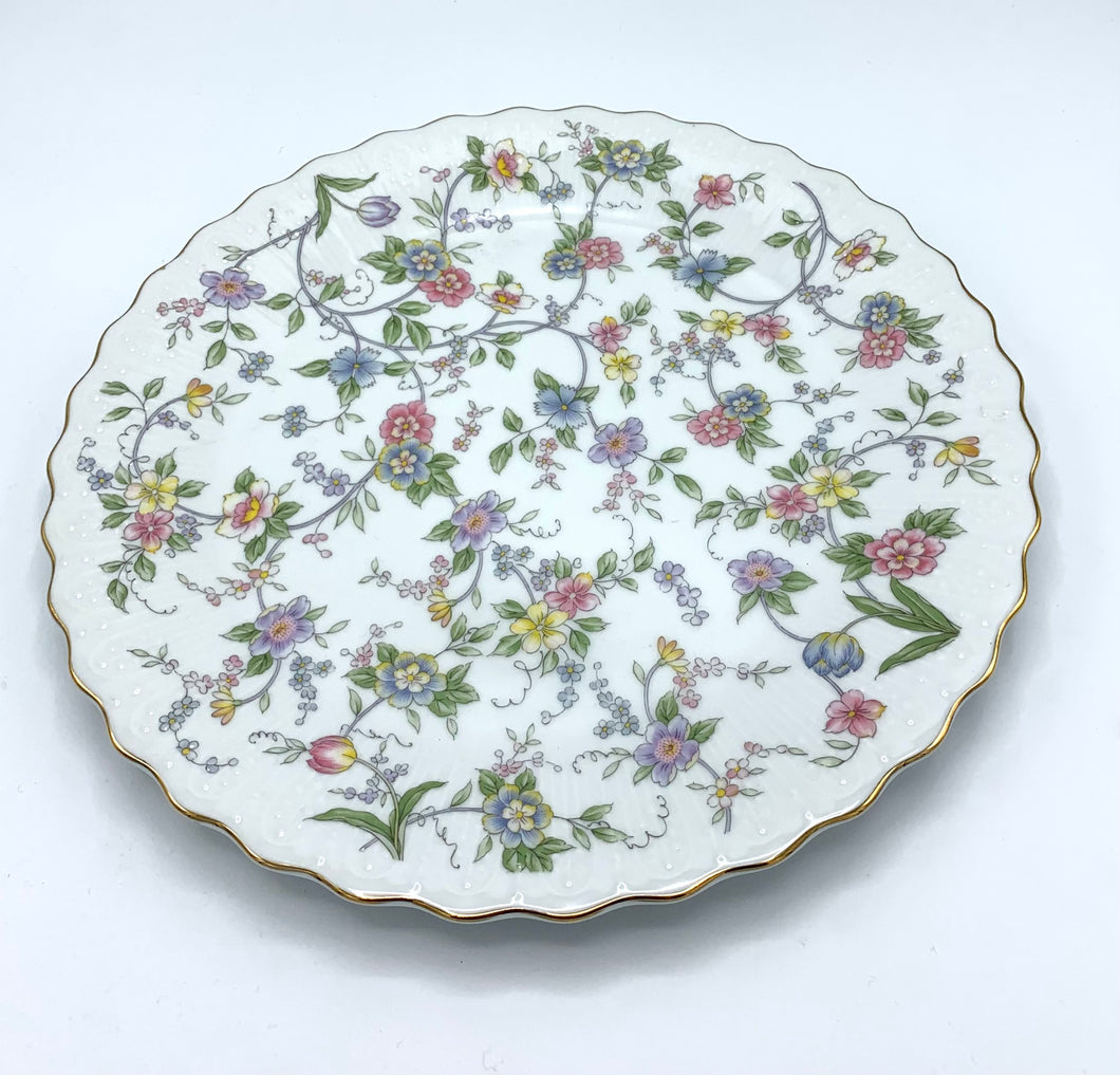Serving Plate - All over Floral (Vintage)