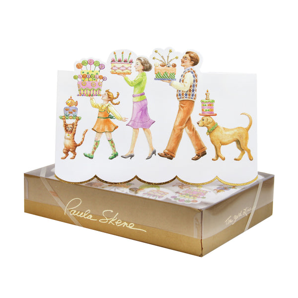 Birthday Parade (Die-cut)