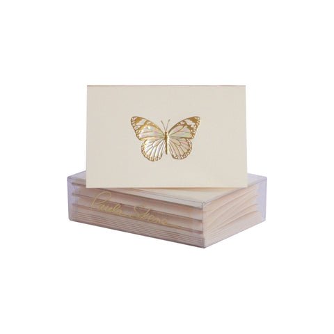 Butterfly Enclosure Cards