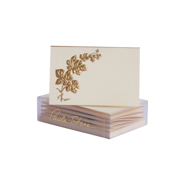 Grape Vine Enclosure Cards