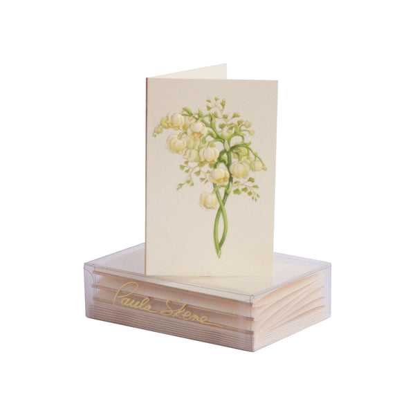 Lily Twist Enclosure Cards