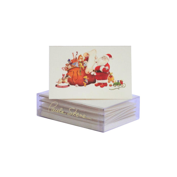 Santa's List Enclosure Cards