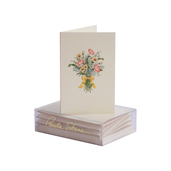 Forget Me Knot Bouquet Enclosure Cards
