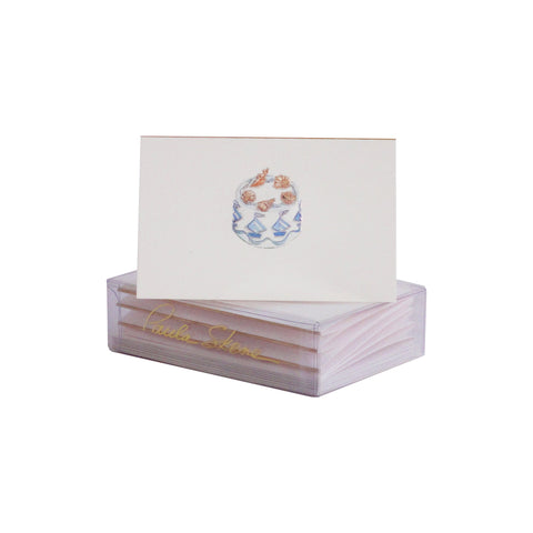 Cake (Seashell) Enclosure Cards