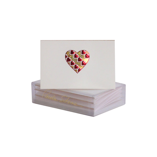 Heart of Hearts Enclosure Cards