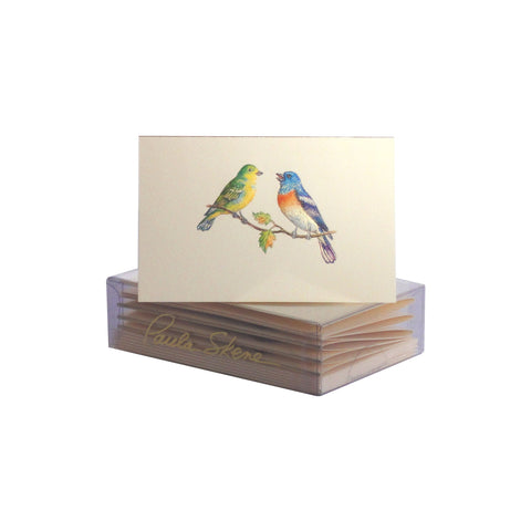 Bird Duo Enclosure Cards